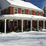 The Birchwood Inn on a wintery day.... beautiful!