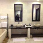 Bathroom...was huge