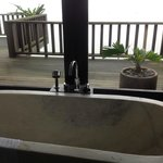 View from Bathroom Villa 2