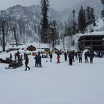 Activities at Solang Valley
