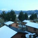 vistas desde bungalow moixero