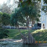 Поездка по Лагуне на территории отеля