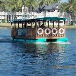Трамвайчик в Лагуне