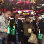Good time and las Vegas !!