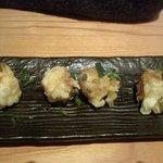 Starter - Agedashi Tofu