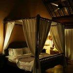 Rejang Suite bed area
