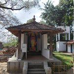 One of the shrines within the premises