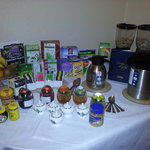 Fruit, Cereals and Jams