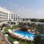 Al Ain Rotana Pool Side
