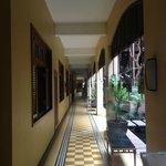 Gracious corridors