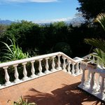 Utsikt fra terrasse forside