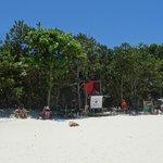 Пляж Lopez Mendes