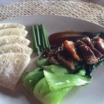 The Duck Pancakes