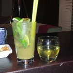 Ginger Mojito - Well made and Tasty at the Bar