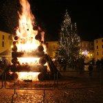 leonessa bonfire