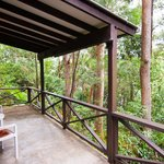 Treetops Resort - Villa Balcony