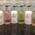 Molton Brown Range for guest