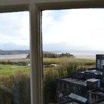 Room view Morecambe Bay