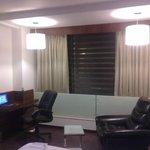 Work area in room !