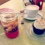 Ottima scelta ...cupcake red velvet