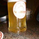 Das hauseigene Bier