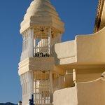 Architektur mit arabischem Einfluss