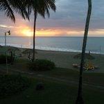sunset t