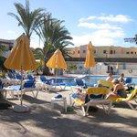 Premium pool area