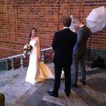 Sposa in Municipio