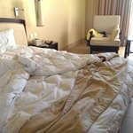 No room service till 3 pm