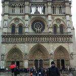 Notre Dame esterno