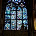 Notre Dame vetrata
