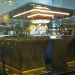 De bar in de Captain's Lounge