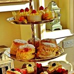 Afternoon Tea - Cakes
