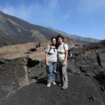Angela e Maria Grazia, le nostre guide dell'Etna