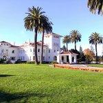 Hayes Mansion: Hauptgebäude