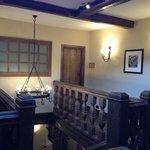 Maiden's Castle hallway