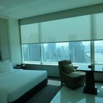 minimalist interior, maximal view