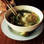 Vege sukiyaki soup