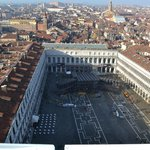 Another view from the Campanile - St Marks Square