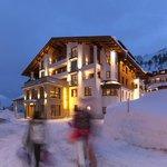Außenansicht Hotel Panorama in Obertauern