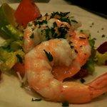 Great shrimp cocktail