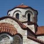 Pilion, Dorfkirche