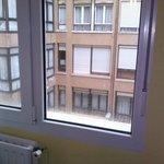 las ventanas y persianas nuevas