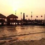 Beach restauran