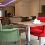 lobby / cafe