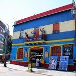 Buenos-Aires - Rue Caminito