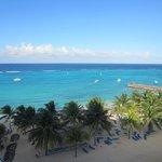 la mer des Caraibes