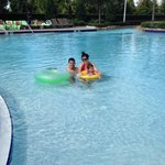 Great lazy river
