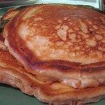 House Made Buttermilk pancakes